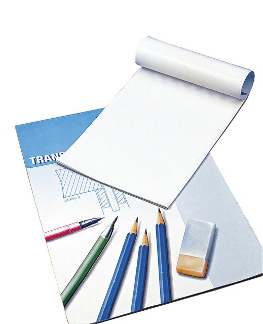 Transparantpapier a4 papier en karton for Carbon papier