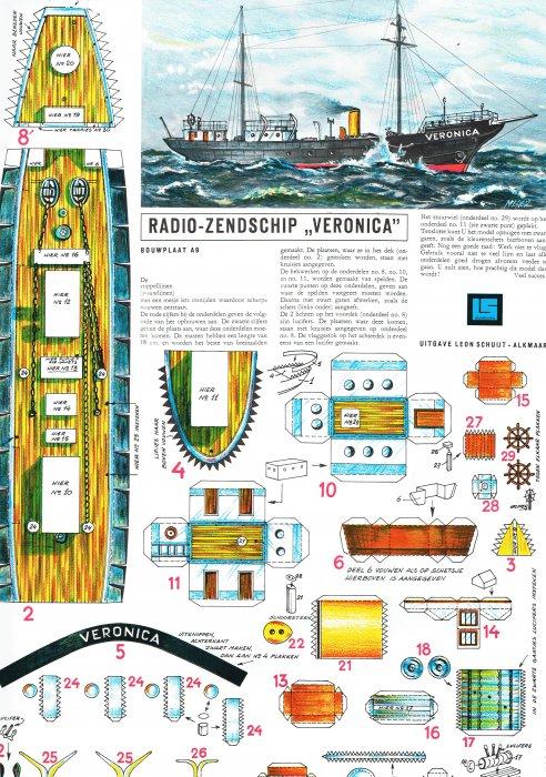 """Zendschip """"Radio ..."""