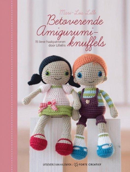 Boek Haken Betoverende Amigurumi Knuffels Boeken En Tijdschriften